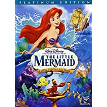 The Little Mermaid [DVD] 2 Dics Special Edition