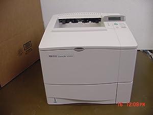 C8050A HP LASERJET 4100N LASER PRINTER - 25PPM - 1200DPI