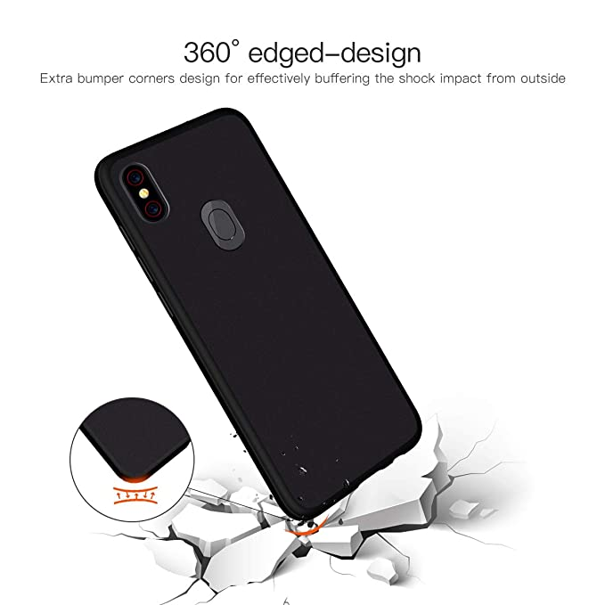 Amazon.com: Umidigi F1 Funda Suave Flexible TPU Silicona ...