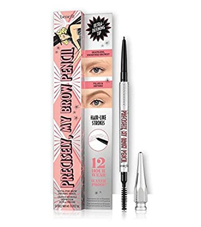 Benefit Precisely My Brow Pencil Ultra Fine Brow Defining Pencil – 3 – Warm Light Brown