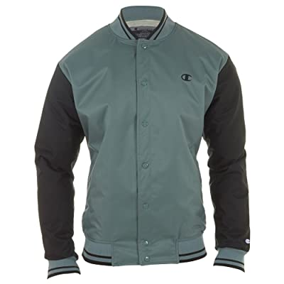 Champion Baseball Jacket Mens