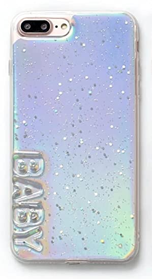 holographic phone case iphone 8