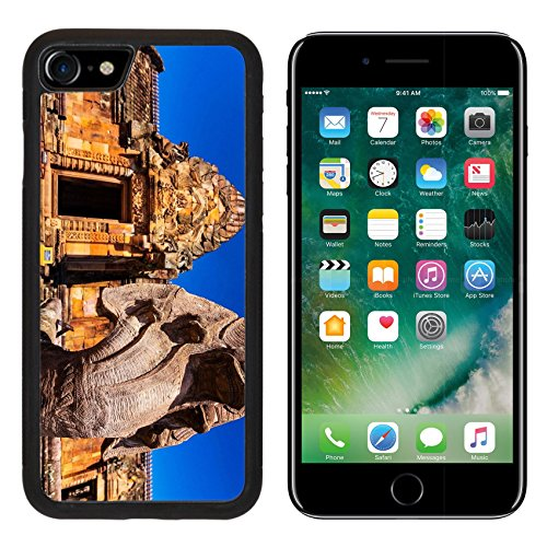MSD Premium Apple iPhone 7 Aluminum Backplate Bumper Snap Case iPhone7 sand stone castle phanomrung in Buriram province Thailand Religious buildings IMAGE 19869390