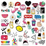 Teen Girls Cute Cartoon Laptop Stickers Car Skateboard Motorcycle Bicycle Luggage Guitar Bike Decal 45pcs Pack