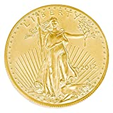 22k 1/10th Oz American Eagle Coin, Best Quality Free Gift Box