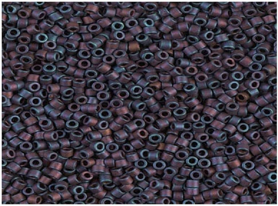 Graines 10g de perles de verre 2 mm plusieurs couleurs disponibles