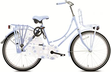Highlander - Bicicleta clásica vogue highlander 20, color celeste ...