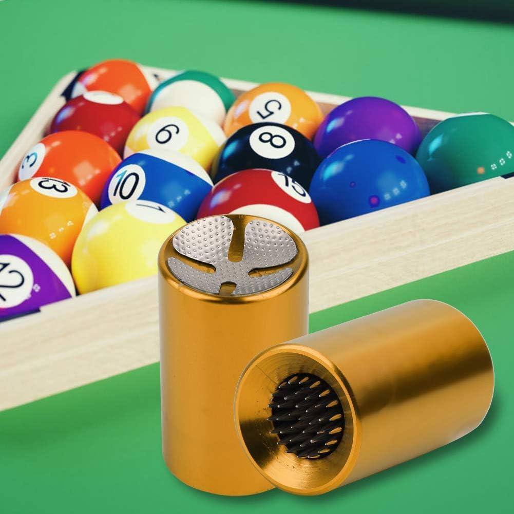 Alomejor Pool Stick Shaper 2 in1 Snooker Pool Cue Tool Herramienta ...