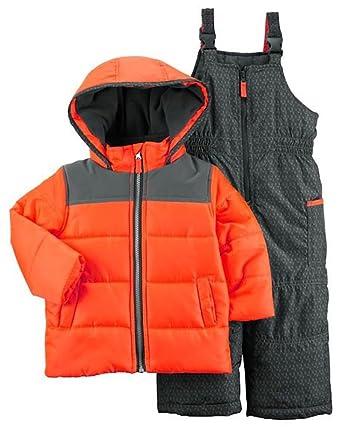 36400e7f0495 Amazon.com  Carter s Toddler Baby Boys Reflective Look 2-Piece ...