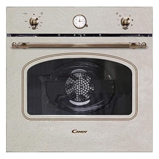 Candy FCC604AV - Horno (Medio, Horno eléctrico, 65 L, 65 L, Marfil ...