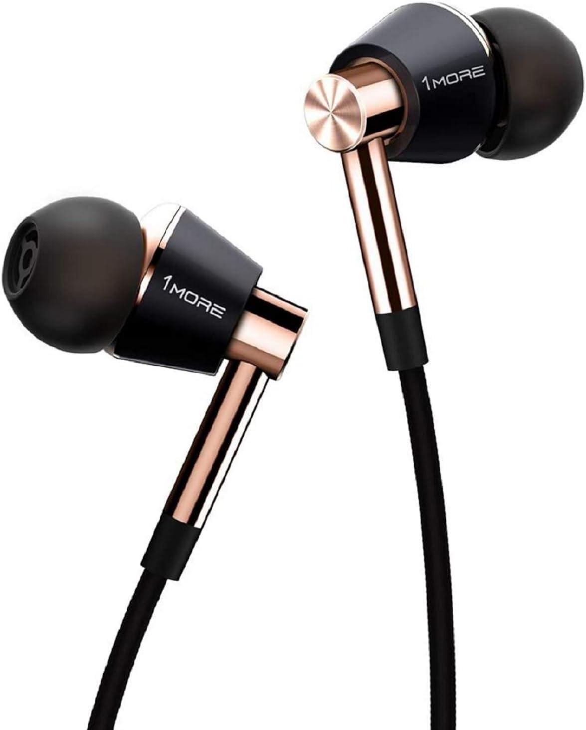 1MORE Triple Driver In-Ear Earphones - Best Ear Tip