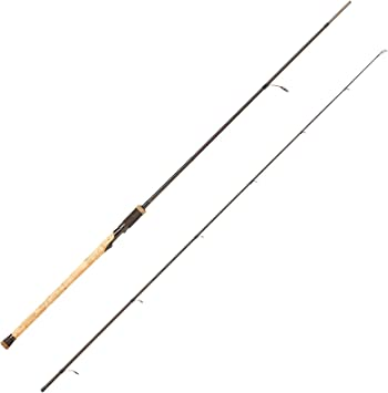 DAM Nanoflex G2 - Caña de pescar para spinning (2 partes) Talla:2 ...