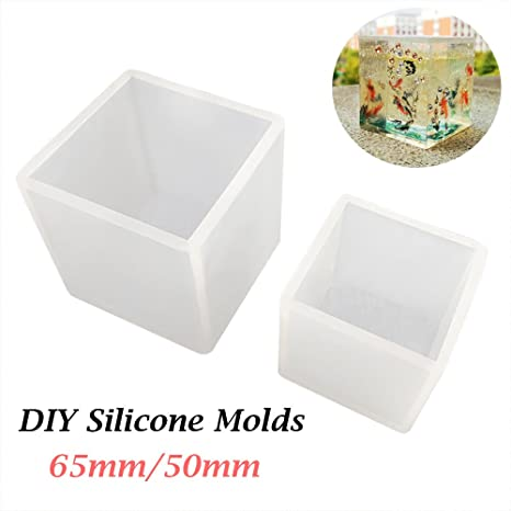 DIY Silicon Mold Making Jewelry Mould Pendant Resin Casting Craft Tool 65mm