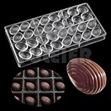 VT BigHome Kitchen baking tools chocolate eggs shape molds polycarbonate moulds for mini candy chocolate eggs pastry cake tools