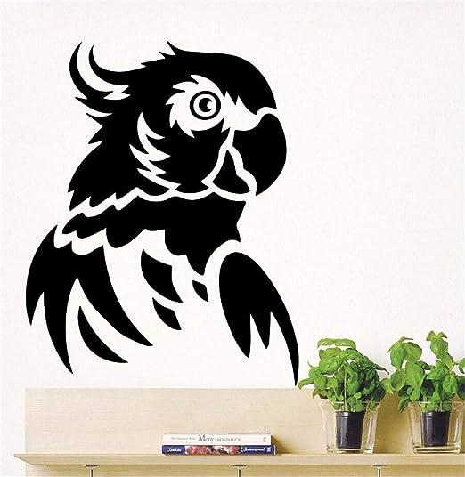 pegatinas de pared tortugas ninja Loro Pájaro Loro Inicio ...