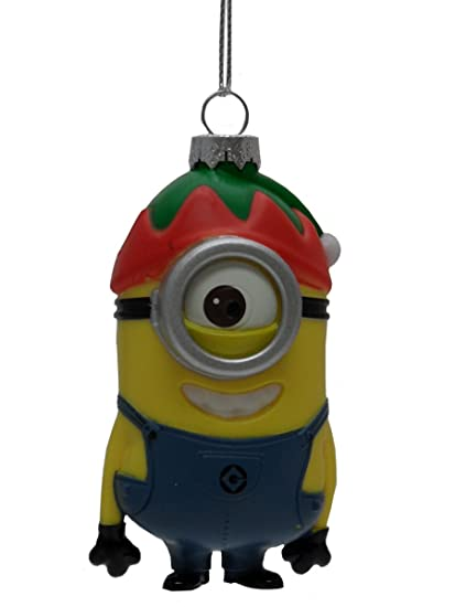 Despicable Me Minion Christmas Ornaments [1DE1152B] - Amazon.com: Despicable Me Minion Christmas Ornaments [1DE1152B