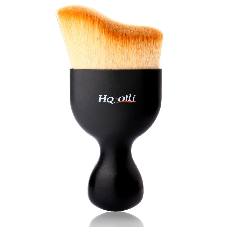 Makeup Brushes, Kabuki Professional Flat Brush Face Sculpting Makeup Brush,Cruelty Free Powder Brush,Foundation and Powder Makeup Brushes for Mineral BB Cream DaWei