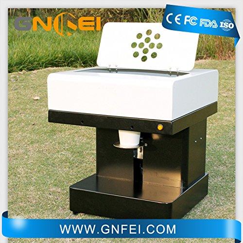 Selfie 3D Latte Coffee Printer Milk And Foam Drinks Printer by GNFEI