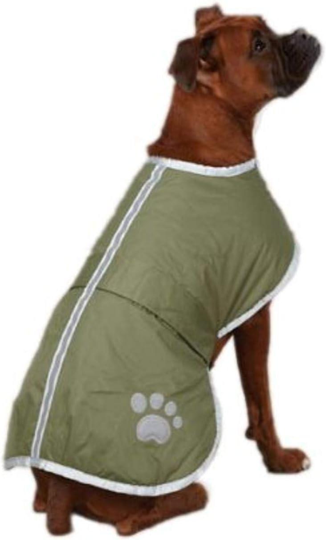 Zack-&-Zoey-Polyester-Nor'easter-Dog-Blanket-Coat
