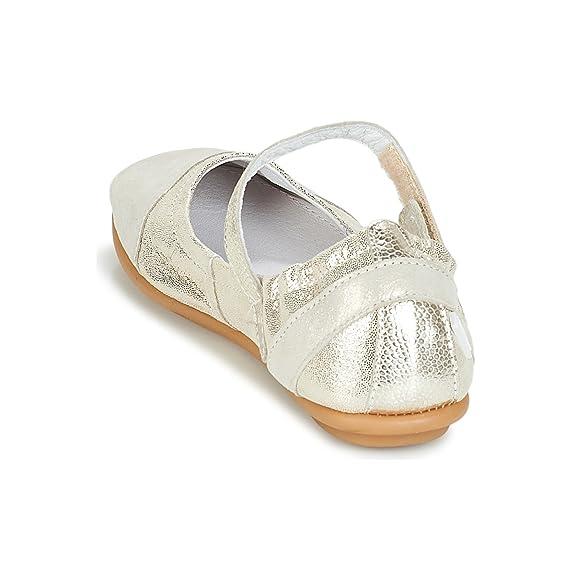 f815275017a68 Pataugas 622758, Bride Cheville Femme - Or - Gold (Or 059), 36 EU:  Amazon.fr: Chaussures et Sacs