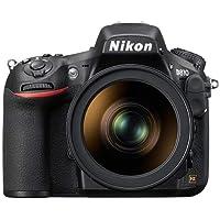 (CERTIFIED REFURBISHED) Nikon D810 36.0MP/36.3MP Digital SLR Camera (Black) with 24-120mm VR Lens