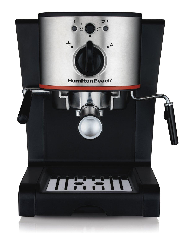 Hamilton Beach 40792 Espresso and Cappuccino Maker