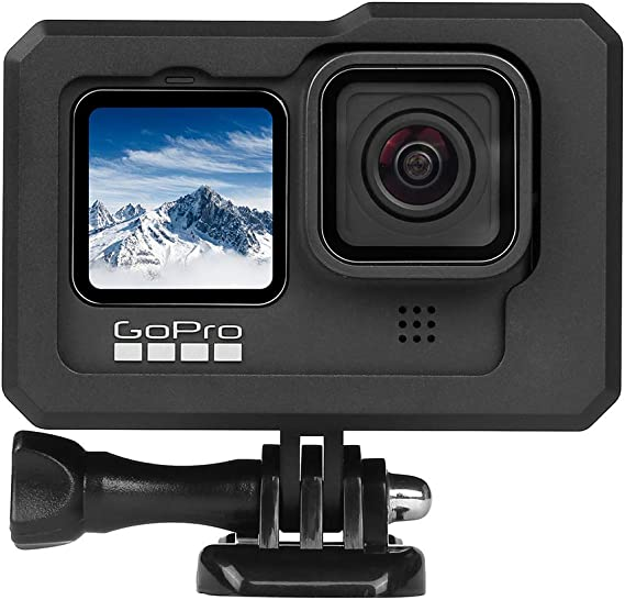Gehäuse Rahmen Case Für Gopro Hero 9 Schwarz Vlog Kamera