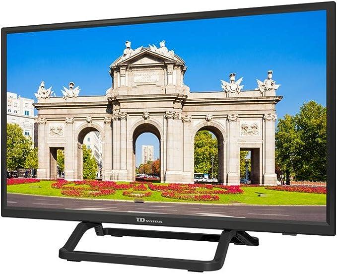 Television Smart TV 24 Pulgadas Android y HbbTV, 2X HDMI, 2X USB ...