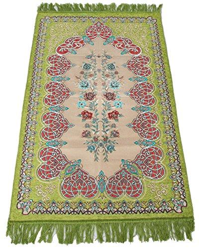 Sajda Rugs Turkish Prayer Mat Carpet, Prime