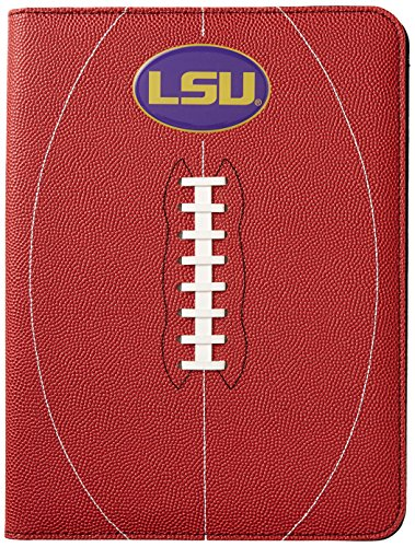 GameWear NCAA LSU Tigers Classic Football Portfolio & ID Holder Gift Pack, One Size, Brown