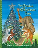 The Golden Christmas Tree, Jan Wahl, 0375927476
