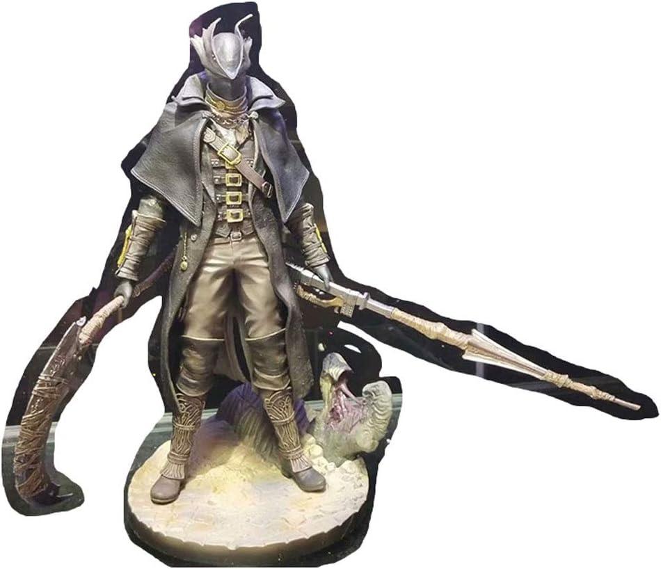 WDXFD Hunters Animación Figura Bloodborne El Viejo Cazador Escena ...