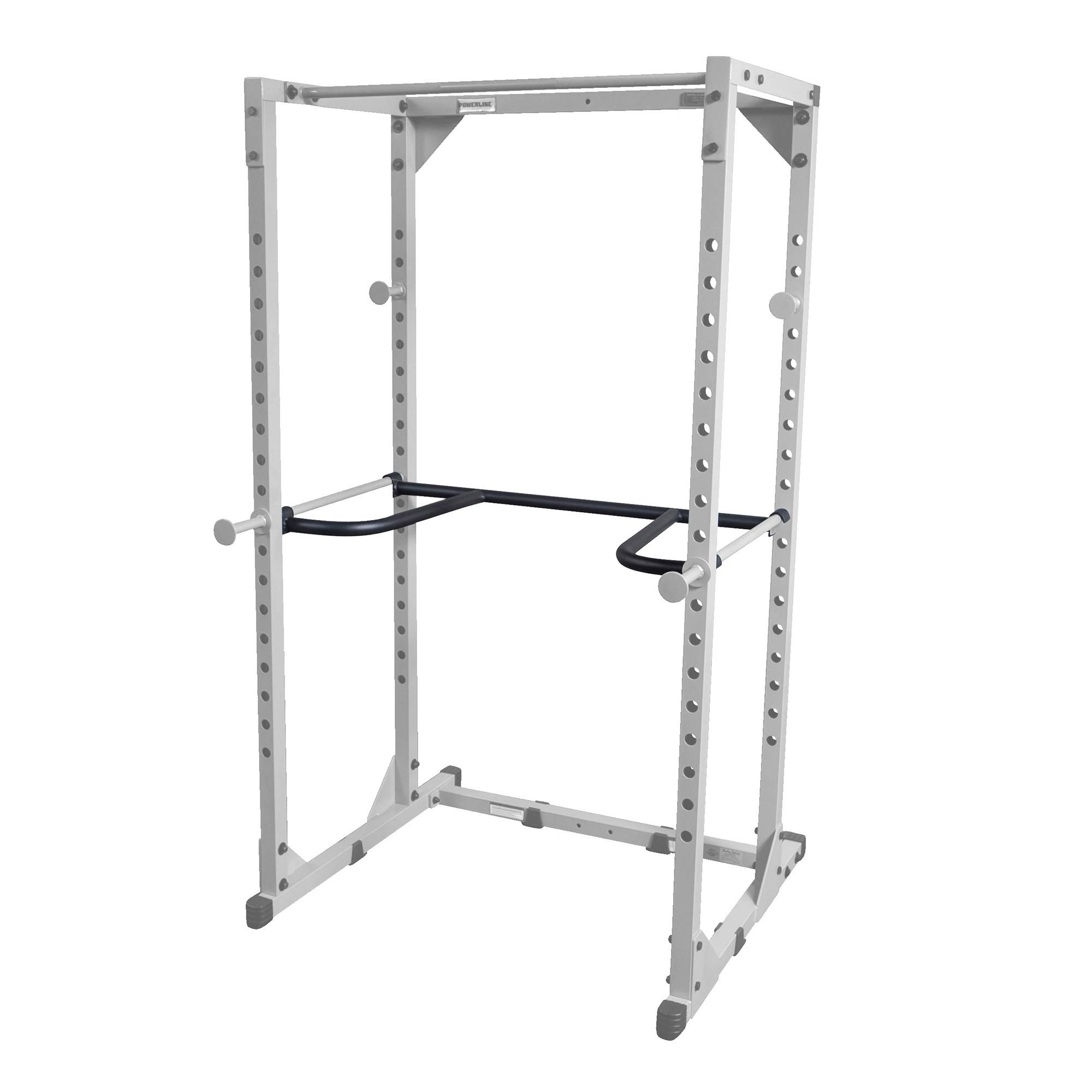 Body-Solid DR100 Power Rack Dip Attachment for Powerline and Best Fitnesss by Body-Solid (Image #1)