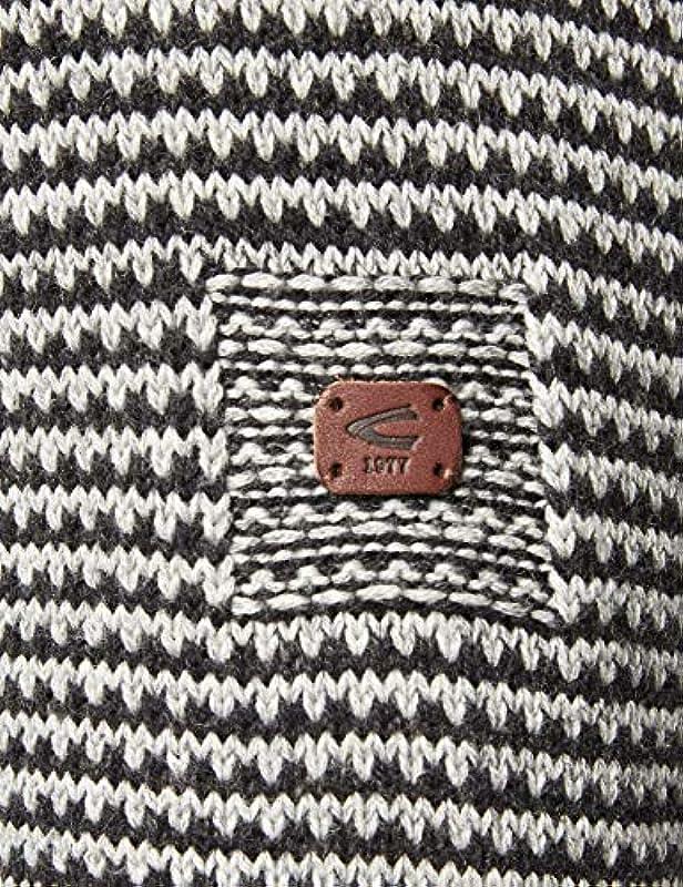 Camel active męski sweter Stand Up Two: Odzież