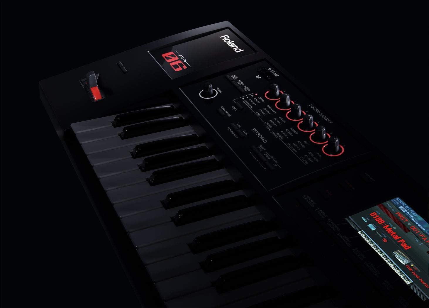 Roland - Fa 06 sintetizador