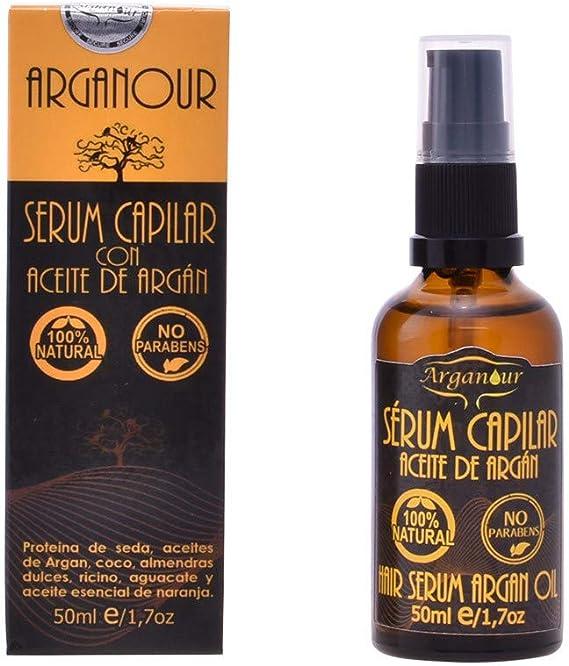 Arganour Hair Serum Argan Oil - 50 ml: Amazon.es: Belleza