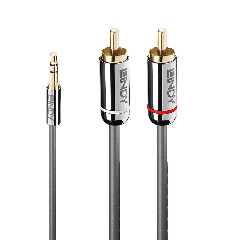 Lindy 35334 C/âble Audio 2 M