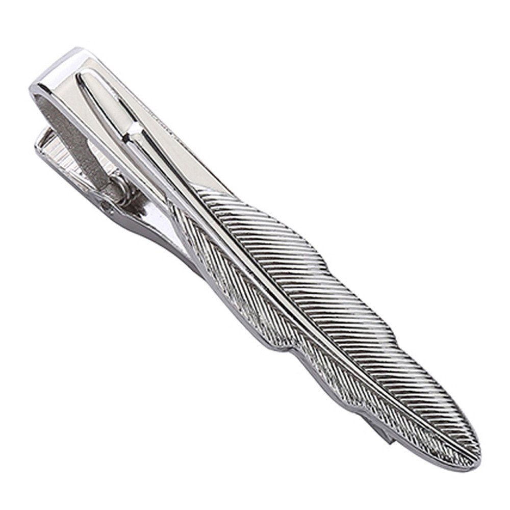 Deesee (TM) - Clip de metal para corbata de hombre, broche para ...
