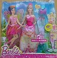 Barbie CNC14 Mix and Match Fairy Princess Mermaid Exclusive Fashion Doll