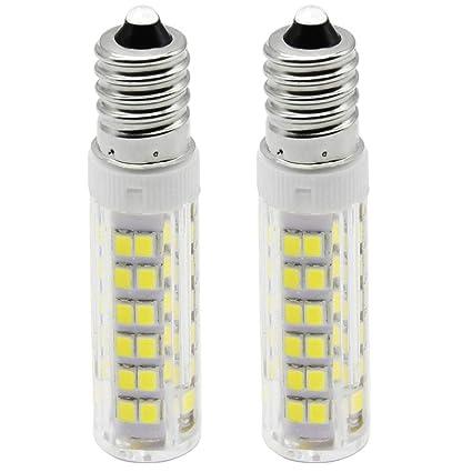 1819 ® E14 LED bombillas 5W Blanco Frío 6000K Bulb equivalentes a Lámparas halógenas de 40W