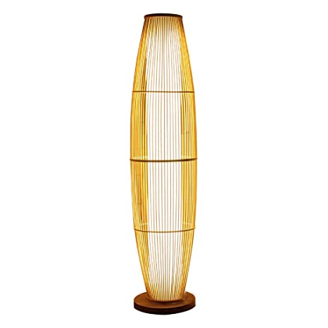 TangMengYun Lámpara de pie LED Moderna, lámpara estándar ...