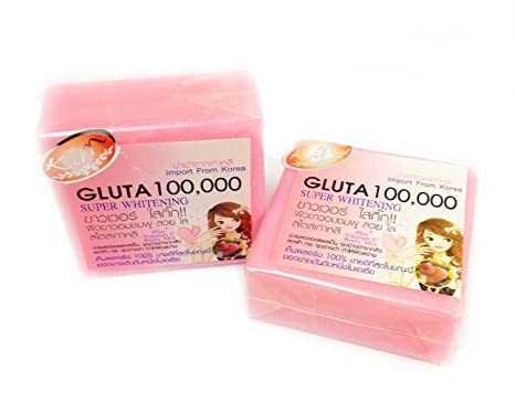2 BAR 100000 GLUTATHIONE - Luz para blanquear la piel