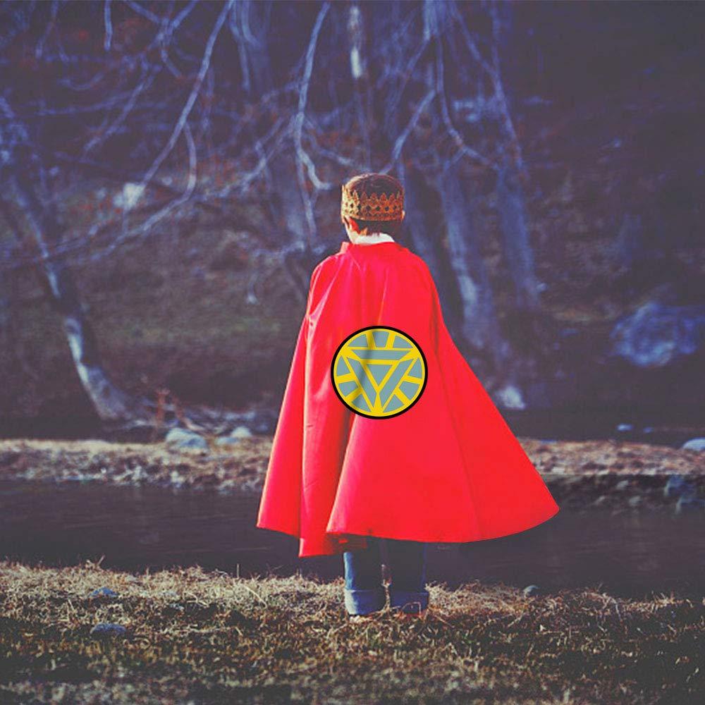 Best Gifts EASONY Fun Cartoon Superhero Capes for Kids
