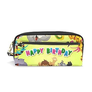 Creative Kids Animal Tiger Elefante Happy Birthday Estuche ...