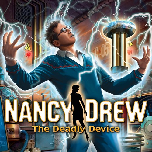 Nancy Drew Deadly Device Download product image