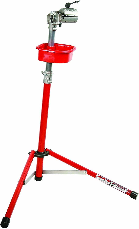 Velomann Bike Trim Maintenance Stand Red 155 Cm Amazon Co Uk