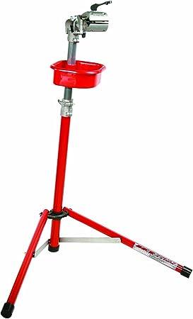 Velomann Bike Trim - Caballete para Bicicletas, Color Rojo, Talla ...