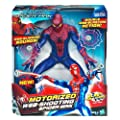 The Amazing Motorized Web Shooting Spider-man Figure by Spider-Man
