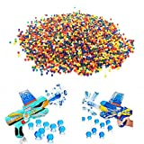 NiceButy 20000 PcsMixed Colors Crystal Water Gel Beads Jelly Water Pearl (Mix)