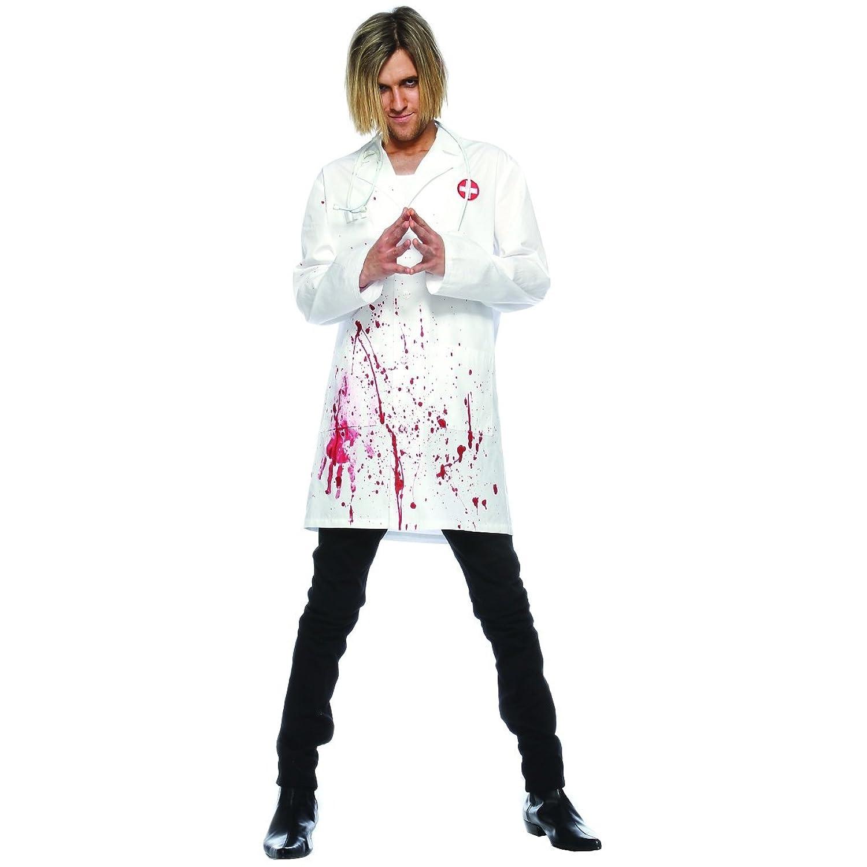 sc 1 st  Amazon.com & Amazon.com: Dr. Gore Evil Doctor Halloween Costume: Clothing